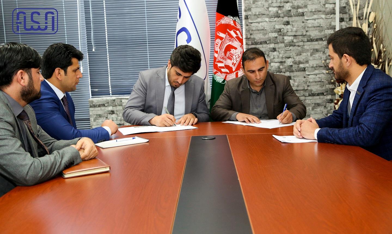 موافقت نامه قرارداد پروژه تهیه و تدرکات تجهیزات آزمایش لابراتواری قالین