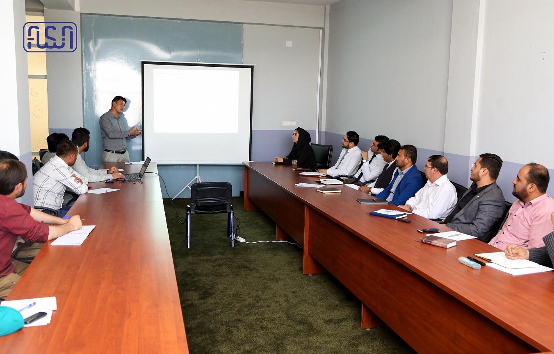 برنامه آموزشی در رابطه به مترولوژی حقوقی