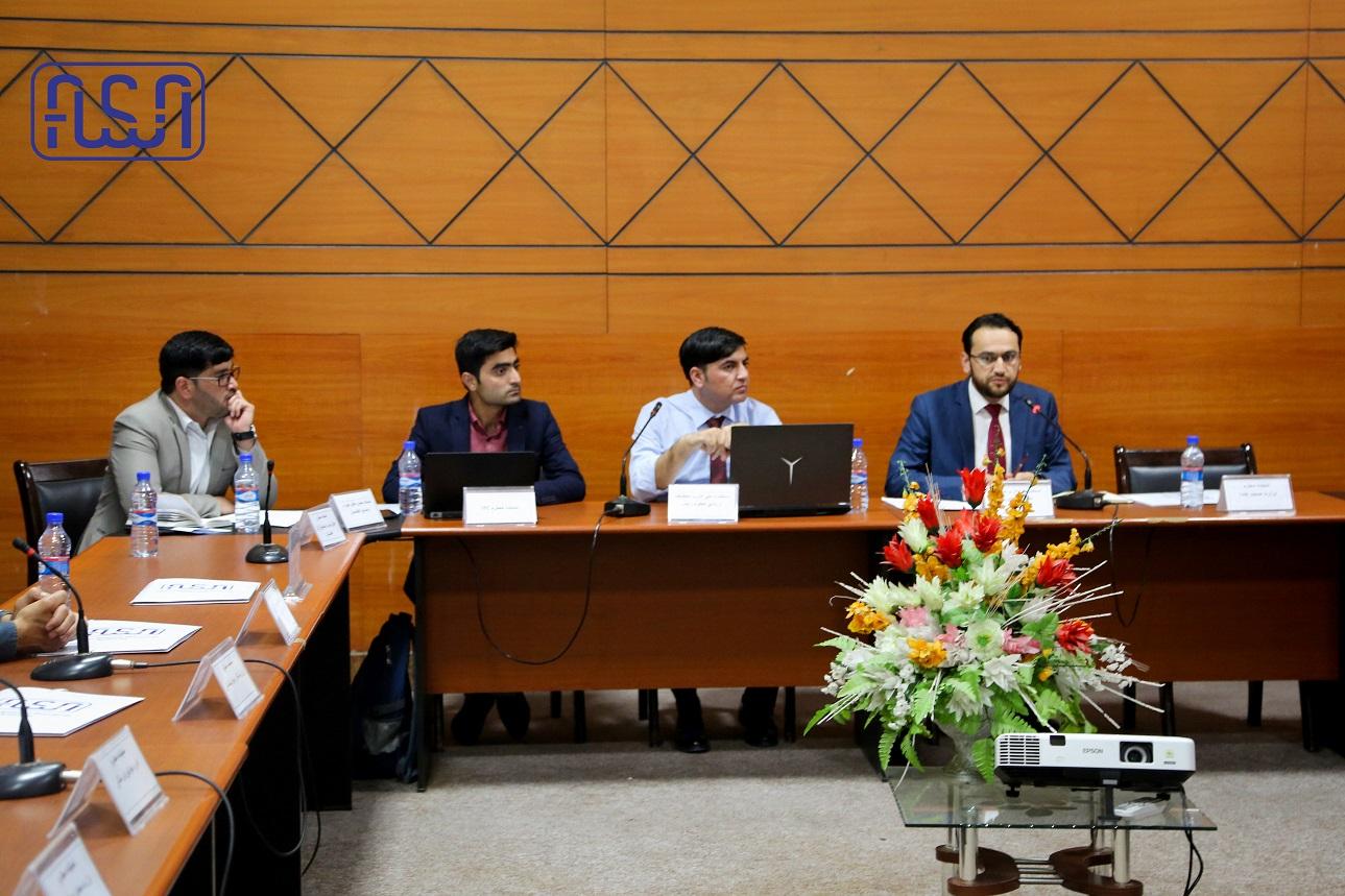 کمیته ملی موانع تخنیکی فرا راه تجارت (Technical Barriers to Trade) ایجاد و اولین جلسه خویش را در صالون کنفرانس های اداره ملی ستندرد برګزار کرد.