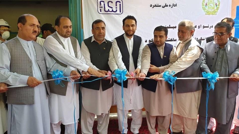 افتتاح لابراتوار های مواد ساختمانی برای اولین بار در کشور