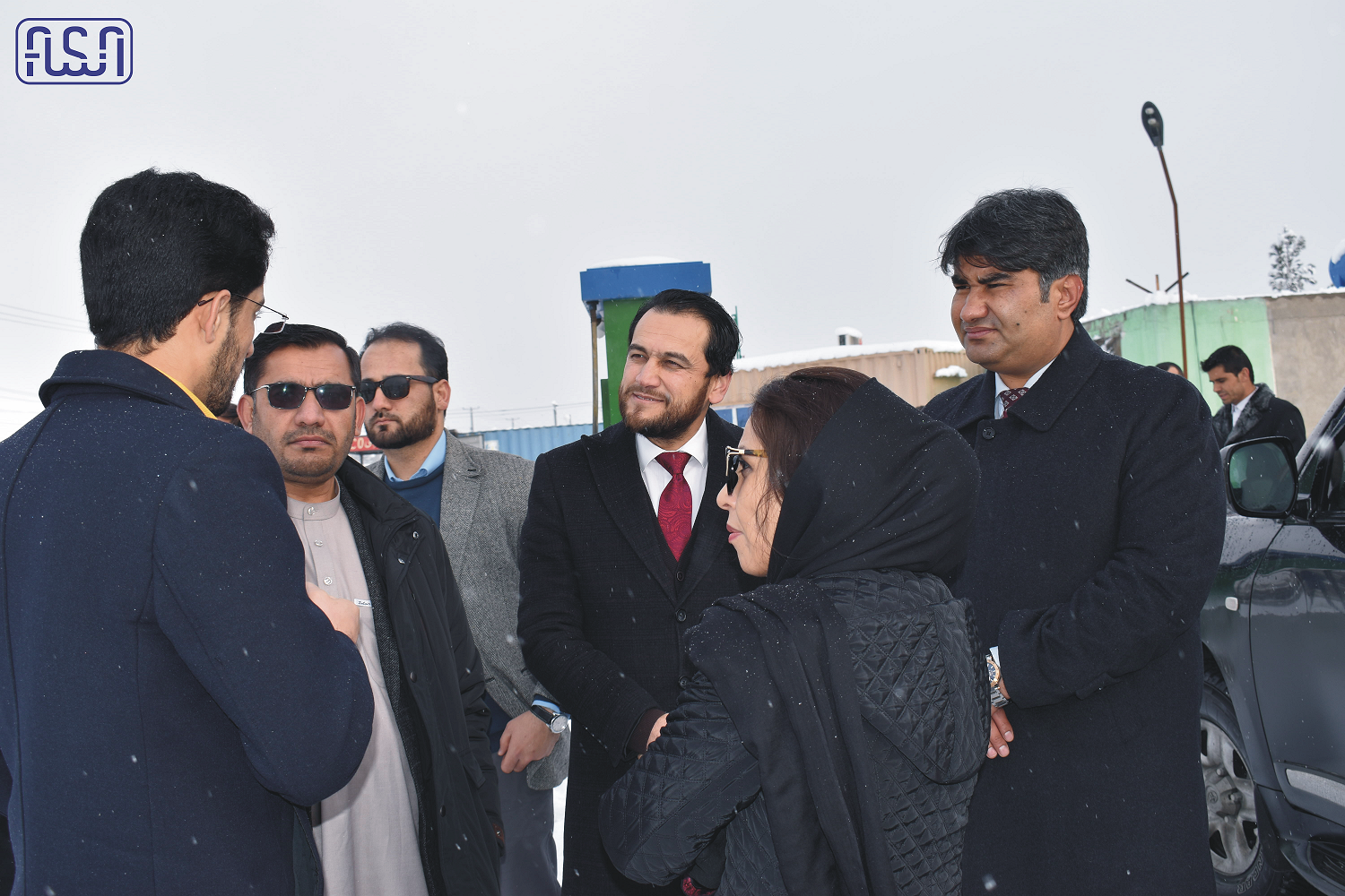 Afghanistan National Standards Authority, in cooperation with other relevant agencies, monitored the Kabul pumps station.