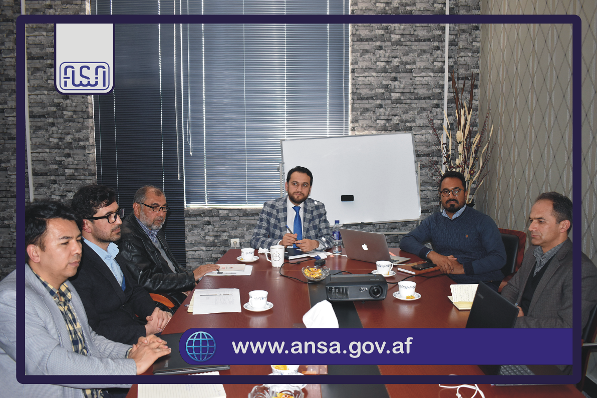A coordination meeting was held with the concerned departments to review and implement the national export strategy.