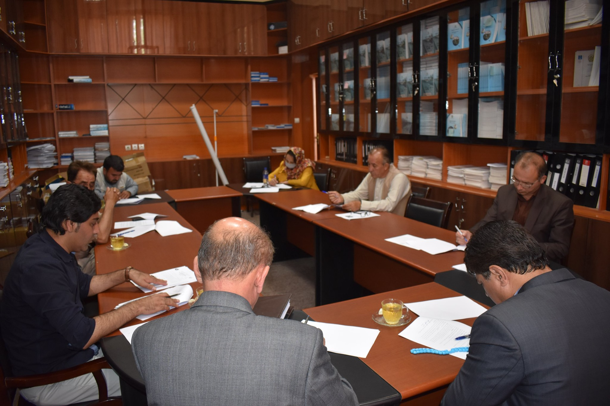 The Technical Committee for the Development of Petroleum Standards (TC # 6) was established.